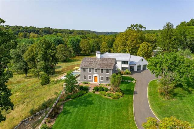 105 Seeley Road, Wilton, CT 06897 (MLS #170406413) :: The Higgins Group - The CT Home Finder