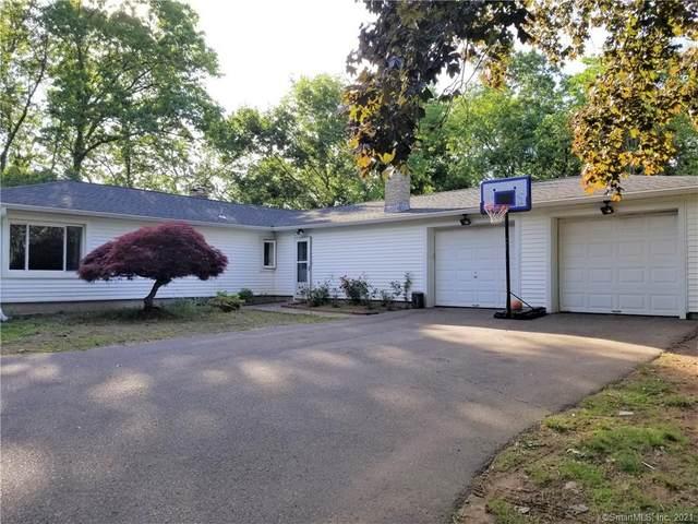 330 Vernon Avenue, Vernon, CT 06066 (MLS #170406434) :: Spectrum Real Estate Consultants
