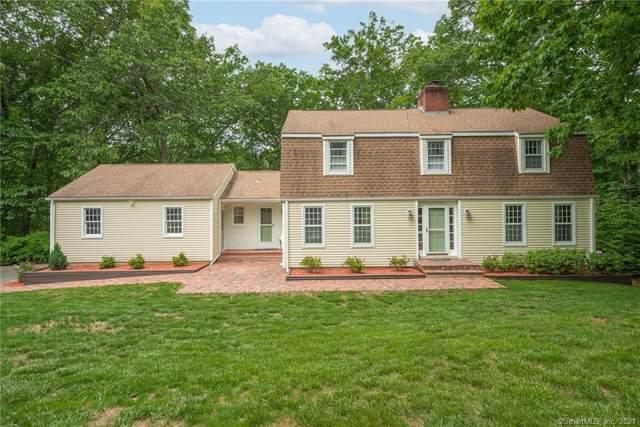 106 Brushy Hill Road, Newtown, CT 06470 (MLS #170406468) :: Around Town Real Estate Team