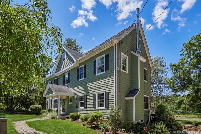 73 North Street, Ridgefield, CT 06877 (MLS #170406474) :: Spectrum Real Estate Consultants