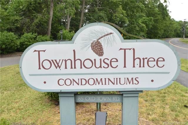 85 Old Town Road #61, Vernon, CT 06066 (MLS #170406489) :: Spectrum Real Estate Consultants