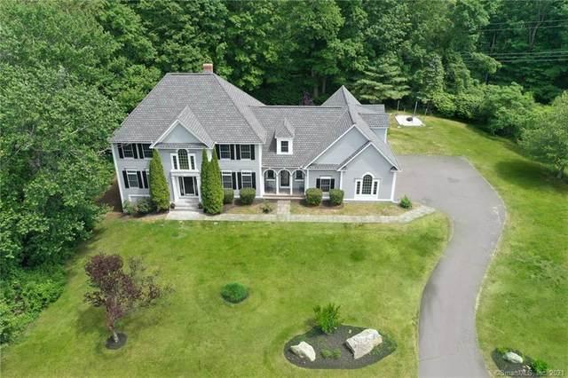 5 Ruthies Lane, Simsbury, CT 06092 (MLS #170406548) :: Spectrum Real Estate Consultants