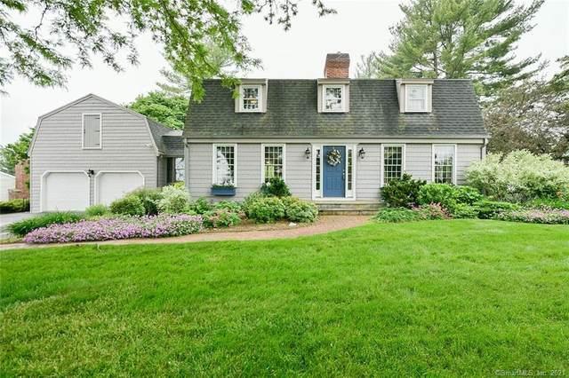 169 Highcrest Road, Wethersfield, CT 06109 (MLS #170406628) :: Spectrum Real Estate Consultants