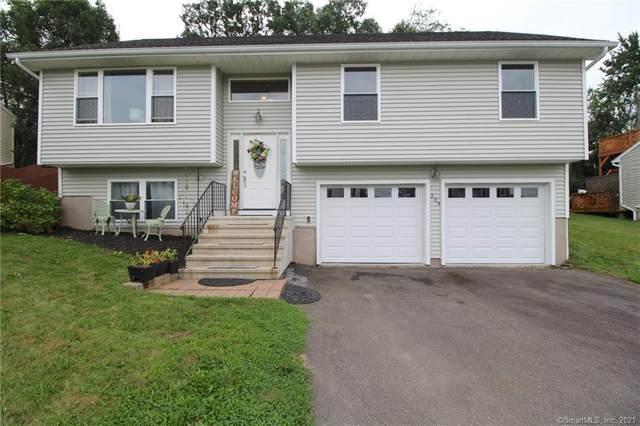 209 Kendall Circle, Waterbury, CT 06708 (MLS #170406709) :: GEN Next Real Estate
