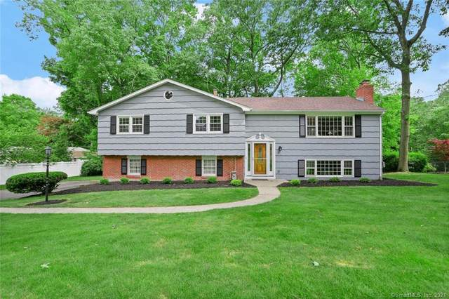 51 Crocus Lane, Trumbull, CT 06611 (MLS #170406780) :: Spectrum Real Estate Consultants
