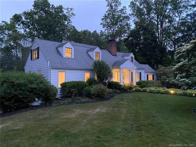 12 Burr Farms Road, Westport, CT 06880 (MLS #170406833) :: Spectrum Real Estate Consultants