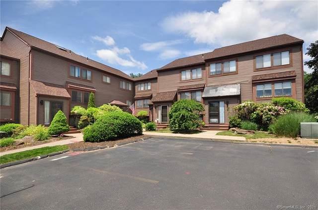 9 Wickhams Fancy #9, Canton, CT 06019 (MLS #170406847) :: Linda Edelwich Company Agents on Main
