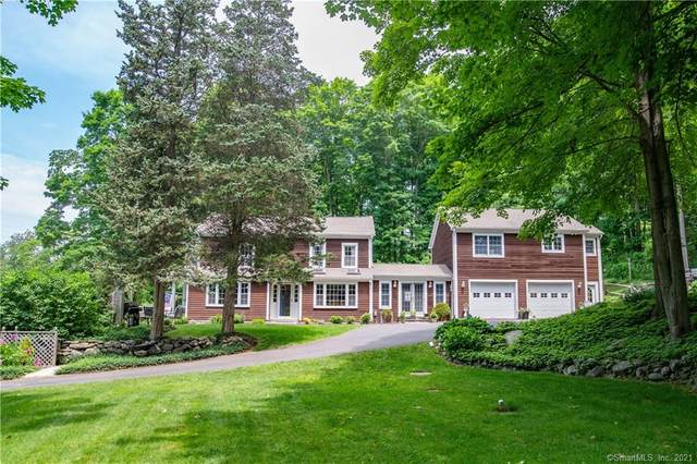 1 Wood Creek Road, New Fairfield, CT 06812 (MLS #170406889) :: The Higgins Group - The CT Home Finder