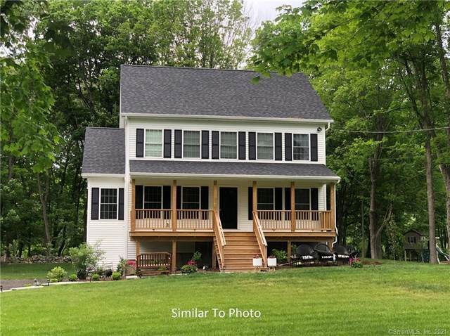 21 Jo Mar Drive, Newtown, CT 06482 (MLS #170406897) :: The Higgins Group - The CT Home Finder