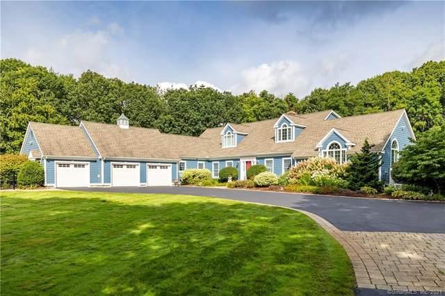 124 Joel Drive, Hebron, CT 06248 (MLS #170406900) :: GEN Next Real Estate