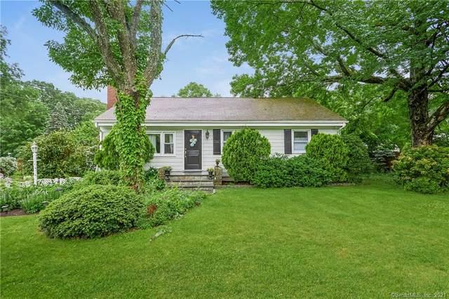 45 Stonybrook Road, Norwalk, CT 06851 (MLS #170406913) :: Spectrum Real Estate Consultants