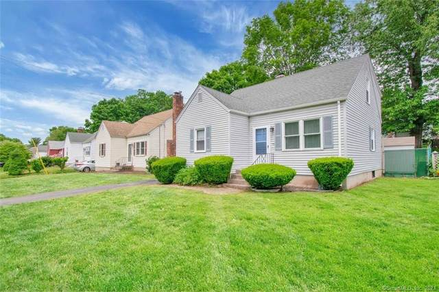 77 Westerly Street, Manchester, CT 06042 (MLS #170406923) :: Spectrum Real Estate Consultants