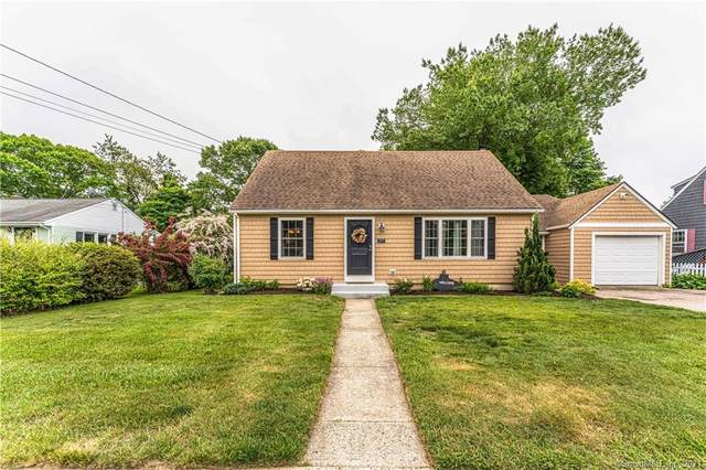163 Morse Avenue, Groton, CT 06340 (MLS #170406961) :: Spectrum Real Estate Consultants