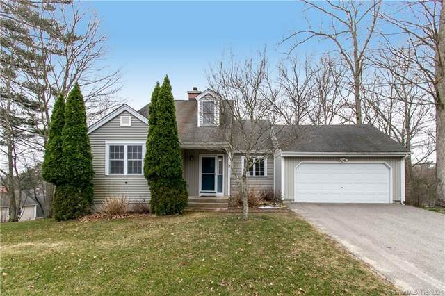 3 Nutmeg Court #3, Mansfield, CT 06250 (MLS #170406967) :: Anytime Realty