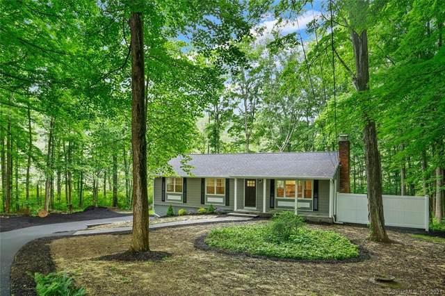 123 Tanton Hill Road, Ridgefield, CT 06877 (MLS #170407004) :: Tim Dent Real Estate Group