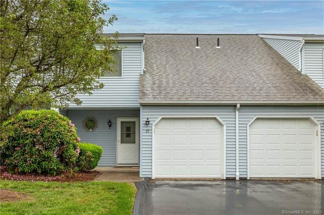 565 Clark Avenue #27, Bristol, CT 06010 (MLS #170407045) :: Hergenrother Realty Group Connecticut