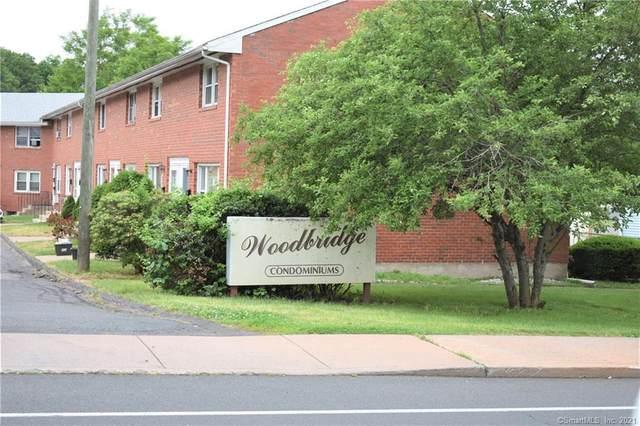 460 Woodbridge Street #40, Manchester, CT 06042 (MLS #170407059) :: Spectrum Real Estate Consultants