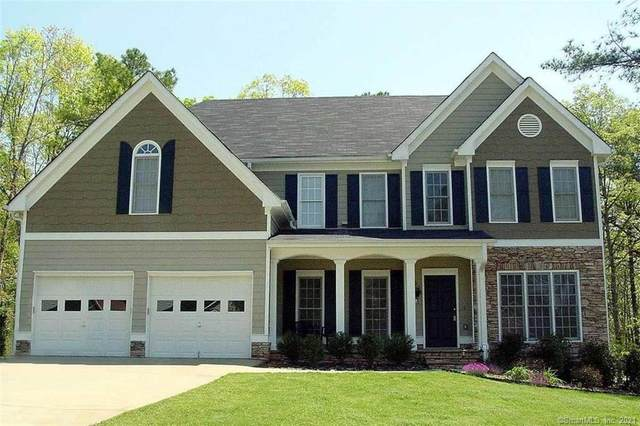 Lot 10 Ridgewood Club Estates #12, Prospect, CT 06712 (MLS #170407063) :: Sunset Creek Realty