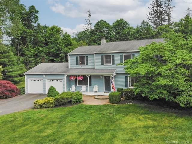 205 Walnut Tree Hill Road, Newtown, CT 06482 (MLS #170407071) :: Around Town Real Estate Team