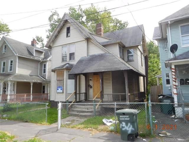 1369 Iranistan Avenue, Bridgeport, CT 06605 (MLS #170407120) :: The Higgins Group - The CT Home Finder