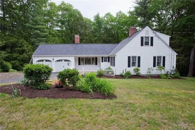 16 Shady Lane, Simsbury, CT 06092 (MLS #170407147) :: Spectrum Real Estate Consultants