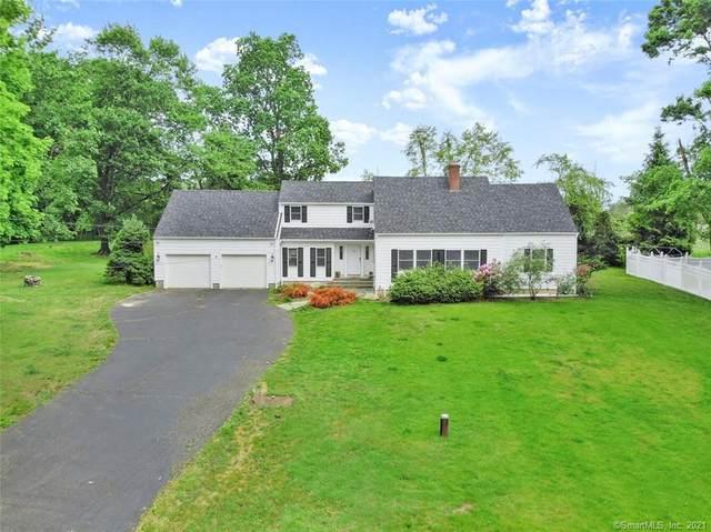 9 Parsell Lane, Westport, CT 06880 (MLS #170407148) :: Spectrum Real Estate Consultants