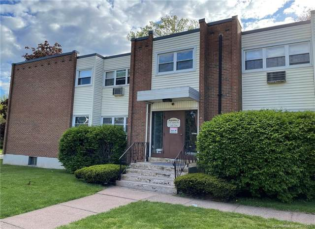 27 Thompson Road C, Manchester, CT 06040 (MLS #170407201) :: Tim Dent Real Estate Group