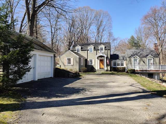 87 Jelliff Mill Road, New Canaan, CT 06840 (MLS #170407211) :: The Higgins Group - The CT Home Finder