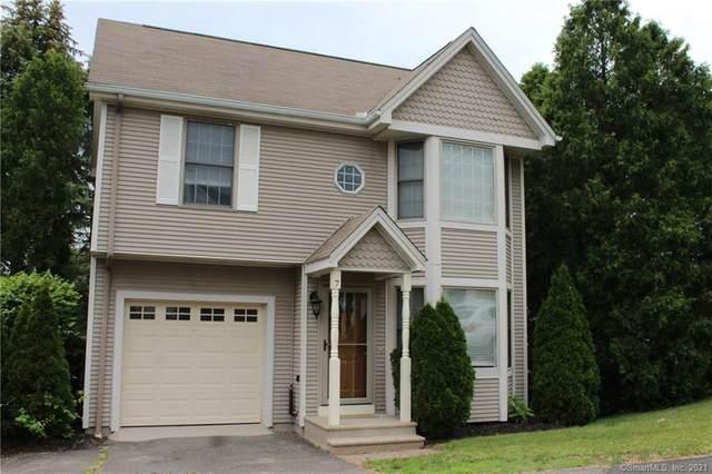 7 Bittersweet Lane #7, South Windsor, CT 06074 (MLS #170407246) :: Spectrum Real Estate Consultants