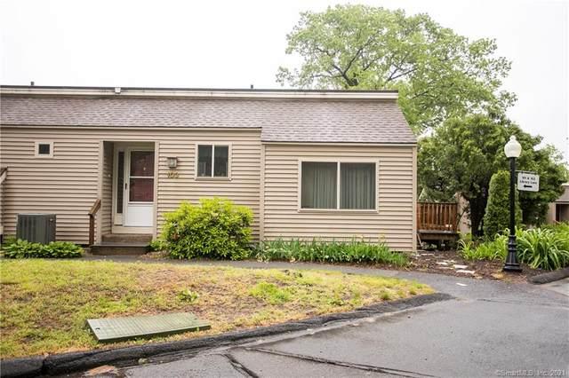 103 Library Lane #103, Simsbury, CT 06070 (MLS #170407273) :: Spectrum Real Estate Consultants