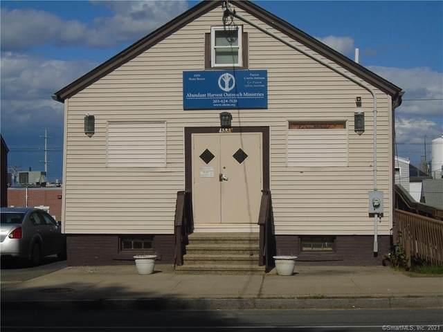 1579 State Street, New Haven, CT 06511 (MLS #170407345) :: Michael & Associates Premium Properties   MAPP TEAM