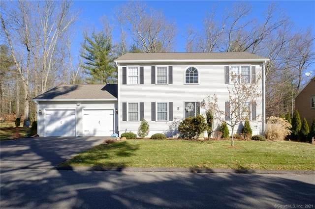 5 Pine Street, Ellington, CT 06029 (MLS #170407358) :: Michael & Associates Premium Properties | MAPP TEAM