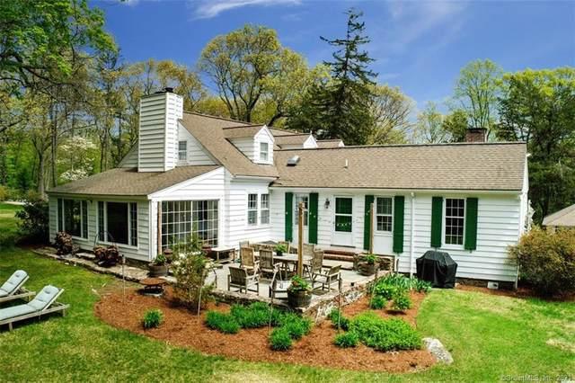 207 Old Boston Road, Wilton, CT 06897 (MLS #170407420) :: Spectrum Real Estate Consultants