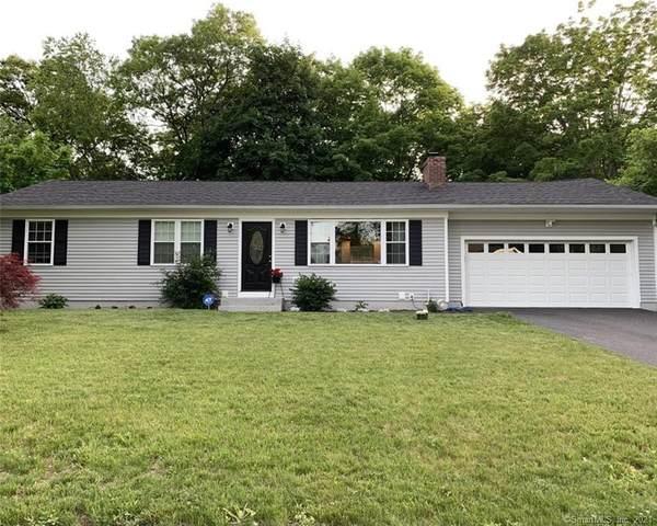 14 Crestdale Drive, Danbury, CT 06811 (MLS #170407426) :: Michael & Associates Premium Properties   MAPP TEAM