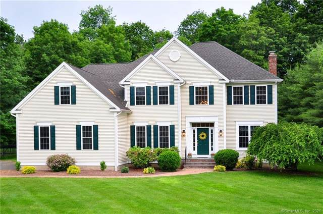 73 Garden Gate, Farmington, CT 06032 (MLS #170407428) :: Hergenrother Realty Group Connecticut