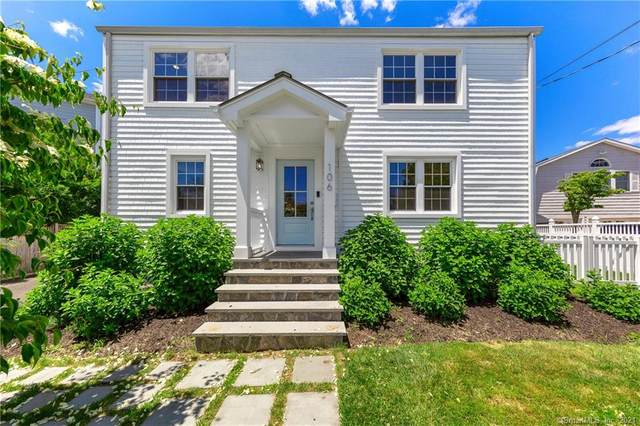 106 Welch Terrace, Fairfield, CT 06824 (MLS #170407474) :: Linda Edelwich Company Agents on Main
