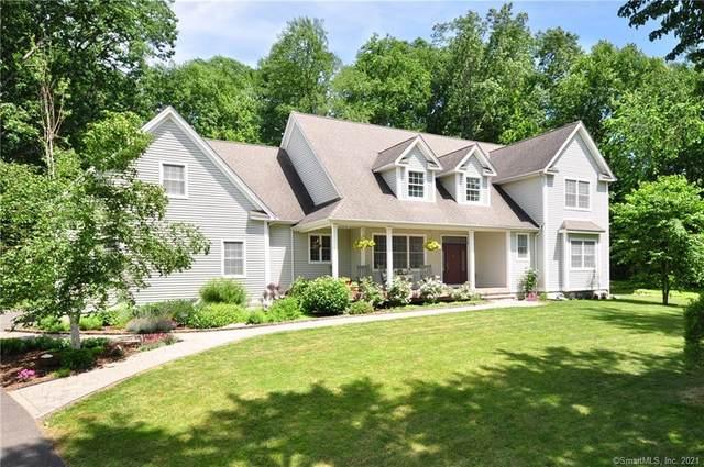 424 Woodland Street, Glastonbury, CT 06073 (MLS #170407477) :: Michael & Associates Premium Properties | MAPP TEAM