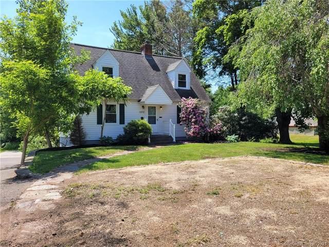 1230 Hartford Turnpike, Vernon, CT 06066 (MLS #170407520) :: Spectrum Real Estate Consultants