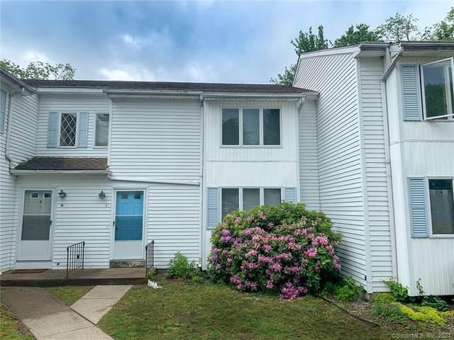 122 W Main Street I, Stafford, CT 06076 (MLS #170407587) :: Spectrum Real Estate Consultants