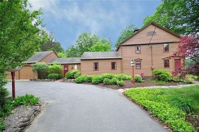 223 Farms Village Road, Simsbury, CT 06092 (MLS #170407594) :: Spectrum Real Estate Consultants