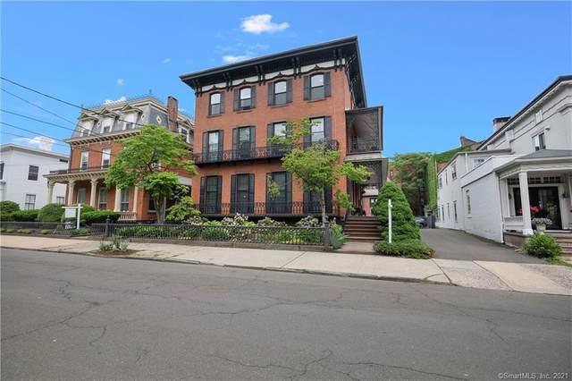 7 Wooster Place #5, New Haven, CT 06511 (MLS #170407628) :: Michael & Associates Premium Properties | MAPP TEAM