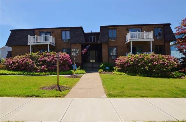 136 Deer Hill Avenue B13, Danbury, CT 06810 (MLS #170407715) :: Sunset Creek Realty