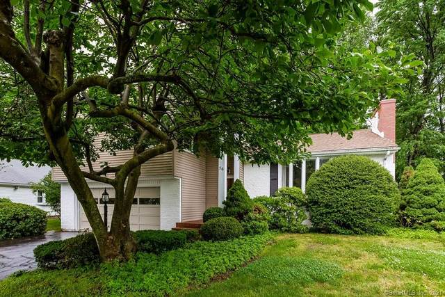 56 Magnolia Hill, West Hartford, CT 06117 (MLS #170407739) :: Faifman Group