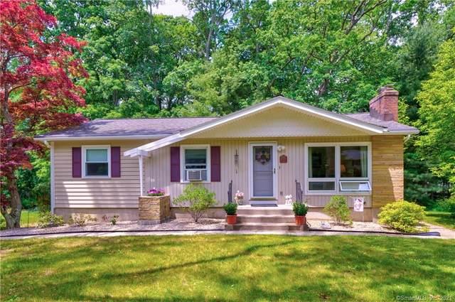 12 Burlwood Drive, Burlington, CT 06013 (MLS #170407770) :: Hergenrother Realty Group Connecticut