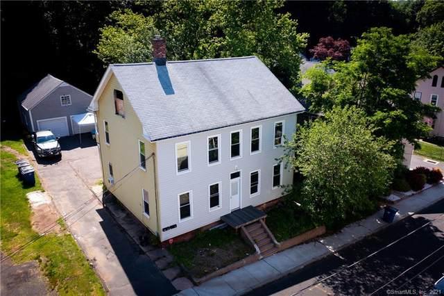 22 Thompson Street, Vernon, CT 06066 (MLS #170407806) :: Spectrum Real Estate Consultants