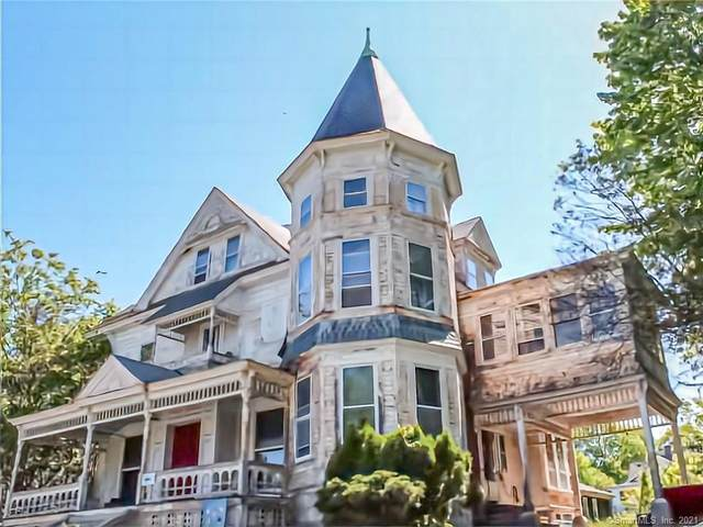 25 Cleveland Street, New London, CT 06320 (MLS #170407815) :: Anytime Realty