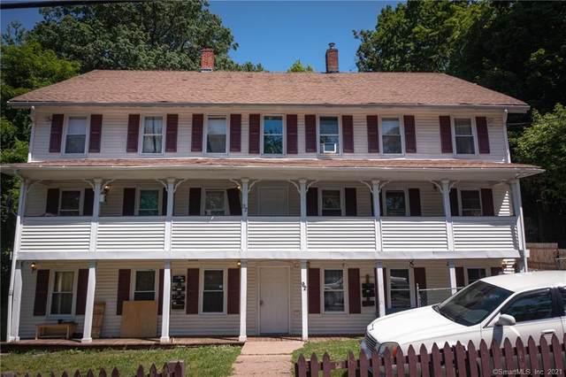92 W Main Street, Vernon, CT 06066 (MLS #170407828) :: Spectrum Real Estate Consultants