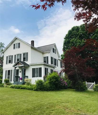 31 Wooster Heights, Danbury, CT 06810 (MLS #170407832) :: The Higgins Group - The CT Home Finder