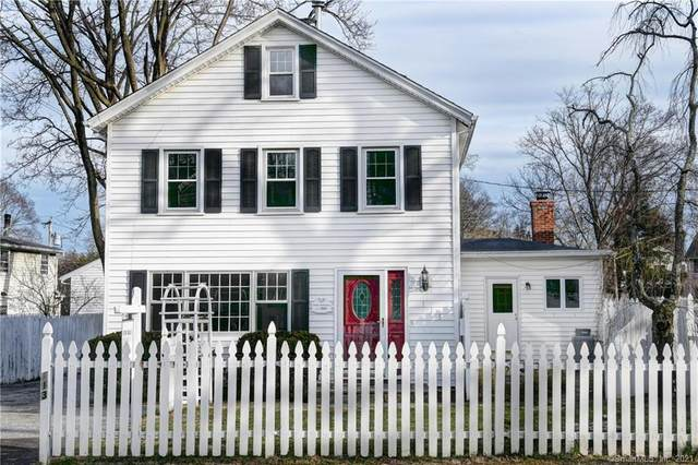 113 Locust Avenue, New Canaan, CT 06840 (MLS #170407870) :: The Higgins Group - The CT Home Finder