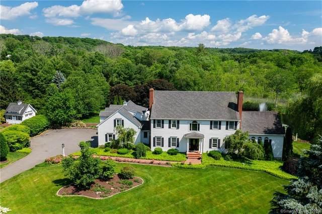 15 Cemetery Road, Newtown, CT 06470 (MLS #170407907) :: Spectrum Real Estate Consultants